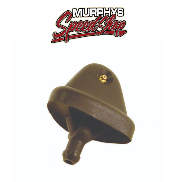 EMPI 211-955-993 WINDSHIELD WASHER NOZZLE, For Type 2 VW Bus 68-79