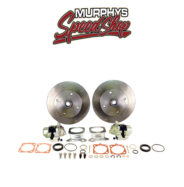 EMPI 22-2862-F DELUXE Rear Disc Brake Kit