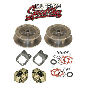 EMPI 22-2930-F VW BUG REAR DISC BRAKE KIT 1958-1967, 5 LUG VW PATTERN