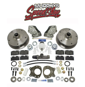 EMPI 22-2935 FRONT DISC BRAKE KIT FOR VW TYPE 2 TRANSPORTER BUS 1955 THRU 1963