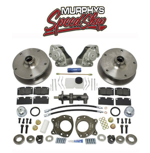 EMPI 22-2940 FRONT DISC BRAKE KIT FOR VW TYPE 2 TRANSPORTER BUS 1968 THRU 1970