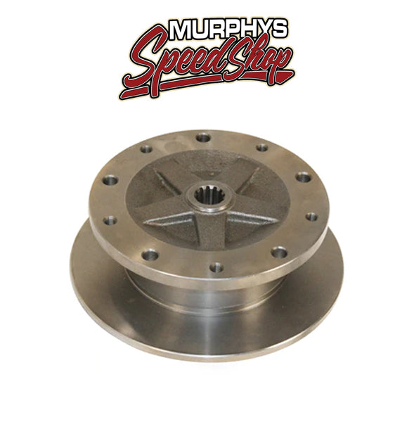 EMPI 22-2973-B Vw Bug Rear Disc Brake Rotor 1949-1979, 5 Lug Vw Pattern