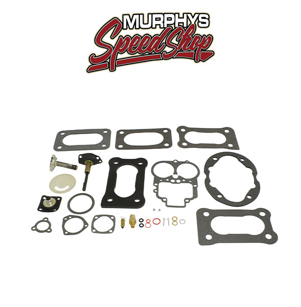 EMPI 2202 Carb Rebuild Kit Weber Progressive Dfv, Dfav, Holley 5200, Epc 32/36F