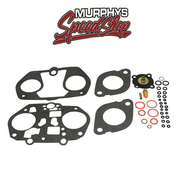 EMPI 2364 Dellorto DRLA 36-40mm Carburetor Rebuild Tune Up Kit
