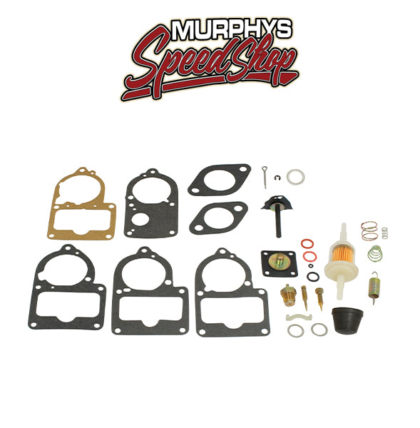 EMPI 2505 CARBURETOR REBUILD KIT, For Solex 30, 31 & 34 DELUXE