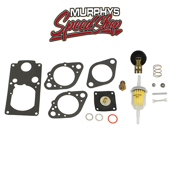 EMPI 2507 CARBURETOR REBUILD KIT, For Brosol & Kadron 40 & 44 DELUXE