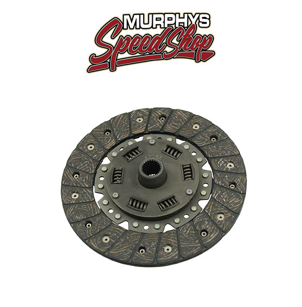 "EMPI 32-1250-0 Heavy Duty 200mm/8"" Spring Hub Clutch Disc Vw Spline Center"