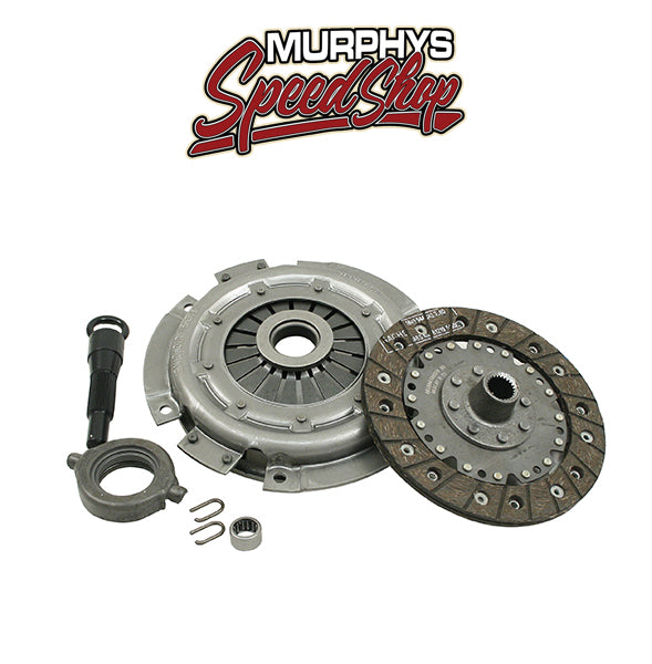 EMPI 32-1256-B Complete 180mm (6 Volt) Clutch Kit W/ Sachs Pressure Plate