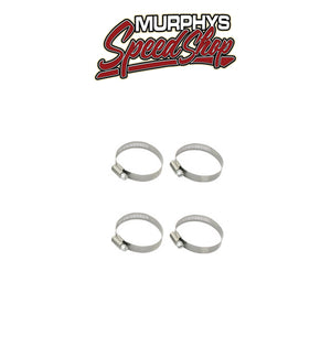 EMPI 3380 S/S Heater Hose Clamps, Set of 4