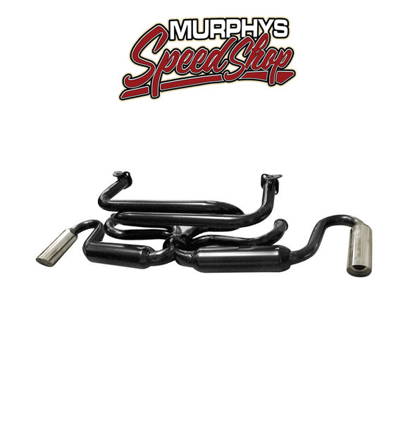 EMPI 3602 Tuck-Away Dual Exhaust