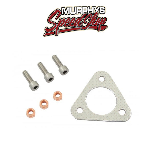 EMPI 3636 PREMIUM 3-BOLT EXHAUST GASKET WITH HARDWARE