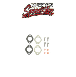 "EMPI 3640 Exhaust Flange Conversion Kit for 1 3/8"" Tubing"
