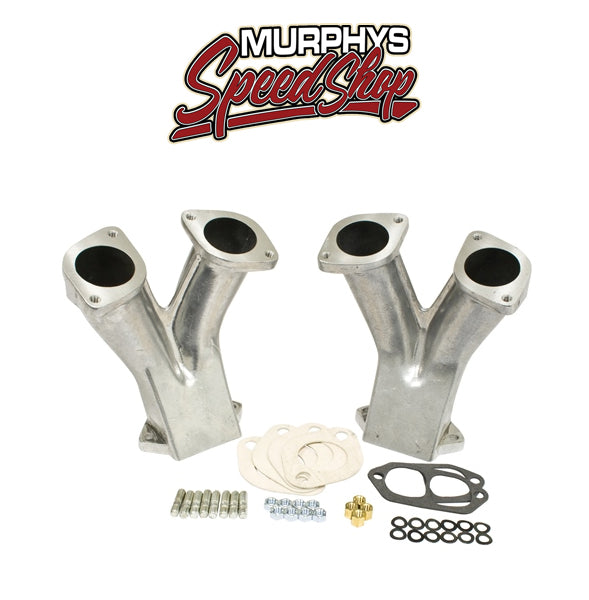EMPI 43-1032 CNC PORTED INTAKE MANIFOLD, Tall, Stage 2 For IDA & EPC