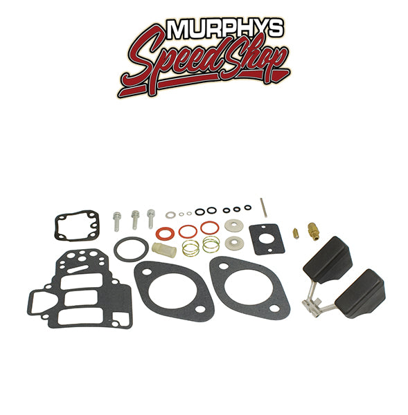 EMPI 43-5808 Weber 40-45mm DCOE/48-50mm DCO (1.75 N/Seat) Carb Overhaul Kit