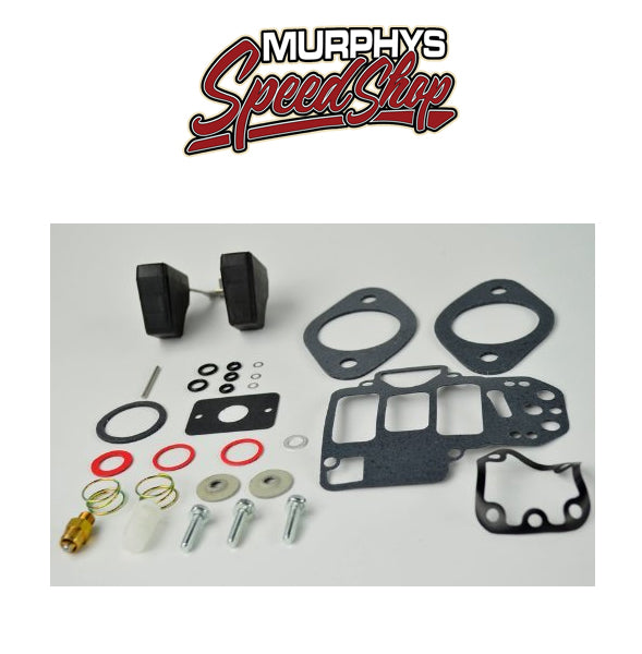 EMPI 43-5809 Weber 40-45mm DCOE/48-50mm DCO (2.00 N/Seat) Carb Overhaul Kit