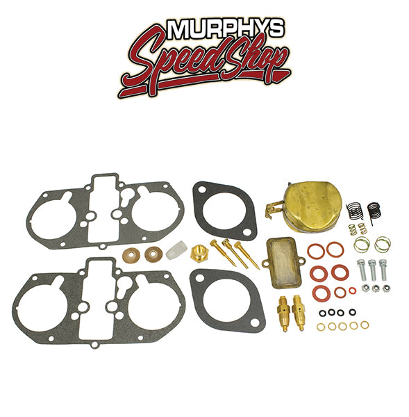 EMPI 43-5815 Weber 48mm IDA & Empi EPC 48-51mm Carburetor Overhaul Kit