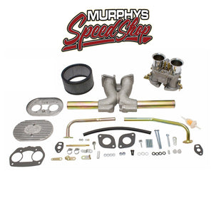 EMPI 44-1026 D-Series 45mm DELUXE Single Carburetor Kit For Type-1 Engine Performance Carb