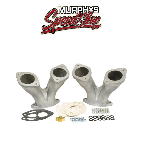 EMPI 45-1025 PORTED INTAKE MANIFOLD, Short, Stage 1, For IDA & EPC