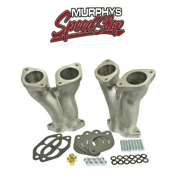 EMPI 45-1026 PORTED INTAKE MANIFOLD, Short, Stage 2, For IDF & HPMX