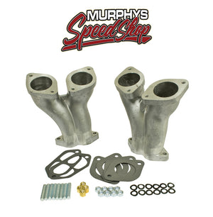 EMPI 45-1027 PORTED INTAKE MANIFOLD, Offset, Stage 3, For IDF & HPMX