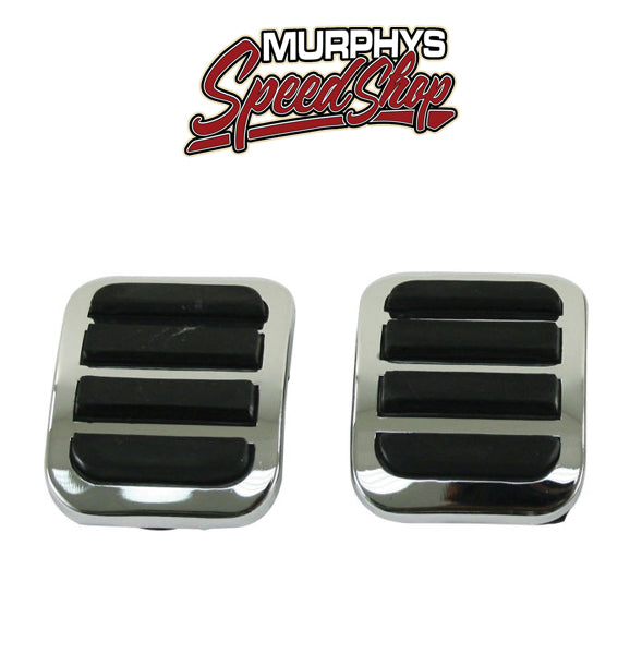 EMPI 4550 BRAKE & CLUTCH PEDAL COVER, Fits Stock VW Pedal Systems