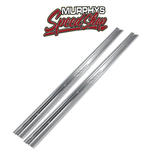 EMPI 4579 Door Sill Cover Set - Aluminum