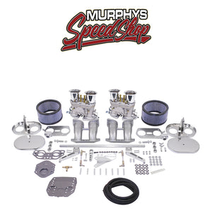 EMPI 47-7347 DUAL 40 HPMX CARB KIT VW TYPE 4 AIR-COOLED DUAL PORT ENGINE