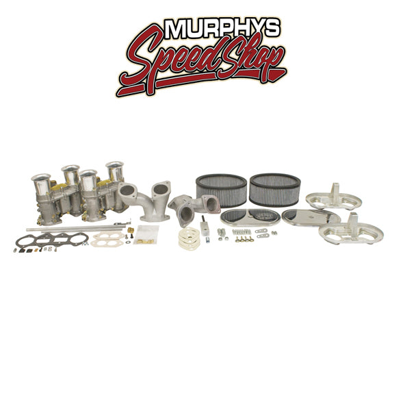 EMPI 47-0630 DUAL 48 EPC DUAL CARBURETOR KIT, For Street, By EMPI-47-0630