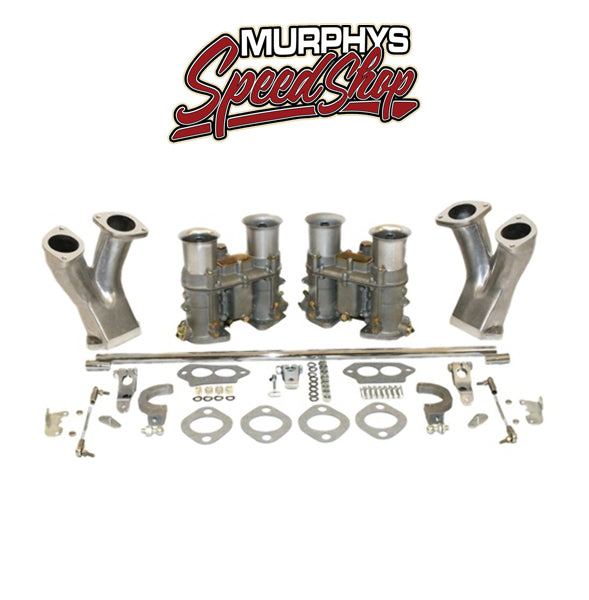 EMPI 47-7329 DUAL EPC-48 KIT,  WITH RACING MANIFOLDS-47-7329
