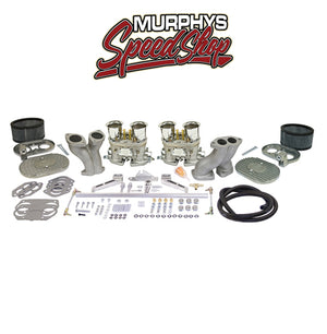 EMPI 47-7335 ULTRA DUAL 40 HPMX CARBURETOR KIT, By EMPI