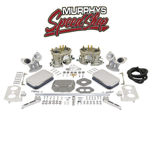 EMPI 47-7341 DUAL 40 HPMX CARBURETOR KIT, For Type 3, By Empi