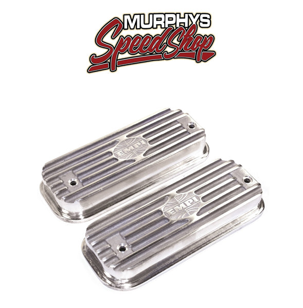 EMPI 8855 BOLT ON Aluminum VALVE COVERS For 1700-2000cc Type 2 & 4