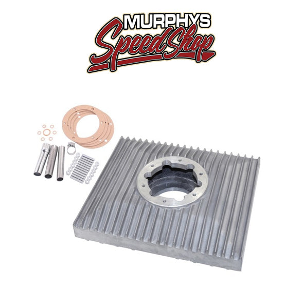 EMPI 9142 High Capacity 1.5 Quart Aluminum Oil Sump