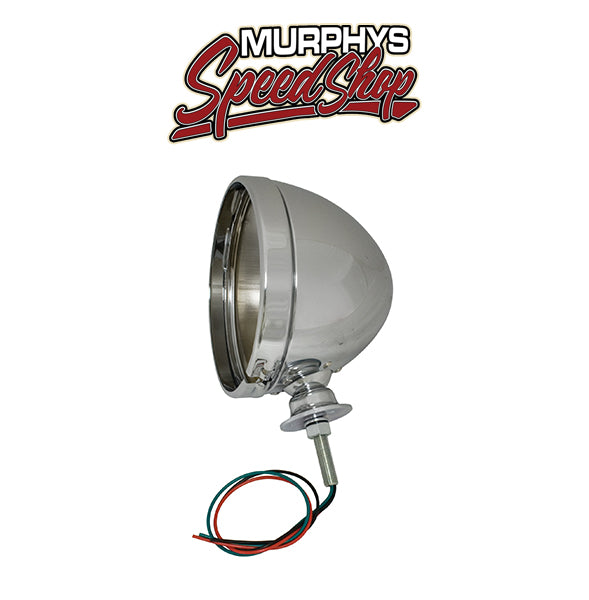 "EMPI 9307-7 Chrome 7"" Headlight Housing"