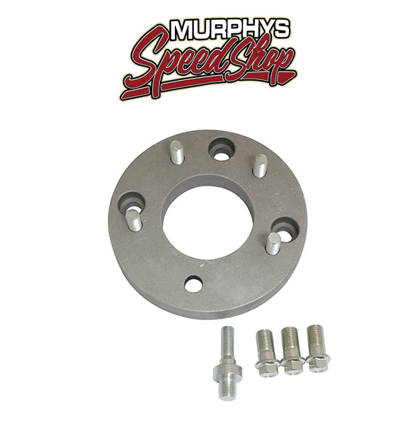 EMPI 9504 Chevy Wheel to 4 Lug VW, Aluminum, 22.35mm Thick, Pair