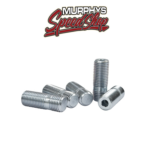 EMPI 9517 5 PC WHEEL STUD KIT 14MM 1.5