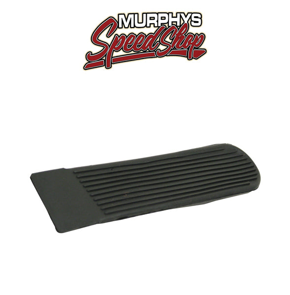 EMPI 98-1072 GAS PEDAL PAD REPLACEMENT, Fits Stock VW Pedals