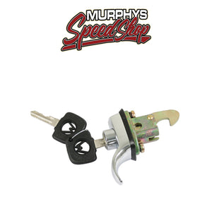 EMPI 98-1084 DECK LID LOCK, With Keys, For Beetle 65-66, Bus 68-71