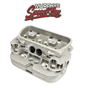 EMPI 98-1324-B BARE STOCK CYLINDER HEAD VW BUG 35.5 X 32 VALVE SEATS 85.5 BORE