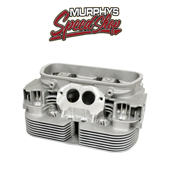 EMPI 98-1330-B BARE RACING CYLINDER HEAD VW BUG 40 X 35.5 VALVE SEATS 85.5 BORE