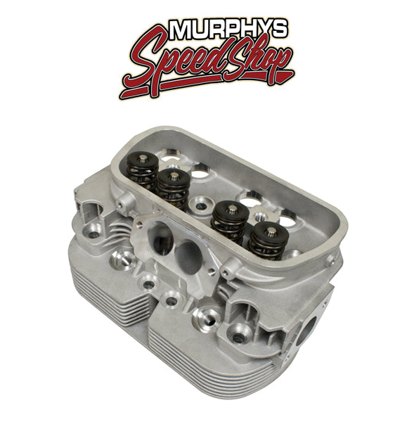 EMPI 98-1332-B RACING CYLINDER HEAD VW BUG 40 X 35.5 SS VALVES 85.5 BORE