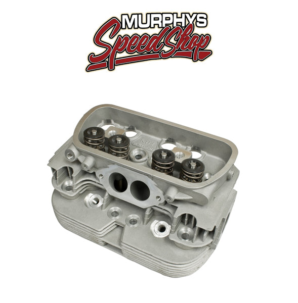 EMPI 98-1378-B CYLINDER HEAD, Big Valved, 85.5mm With Dual Springs