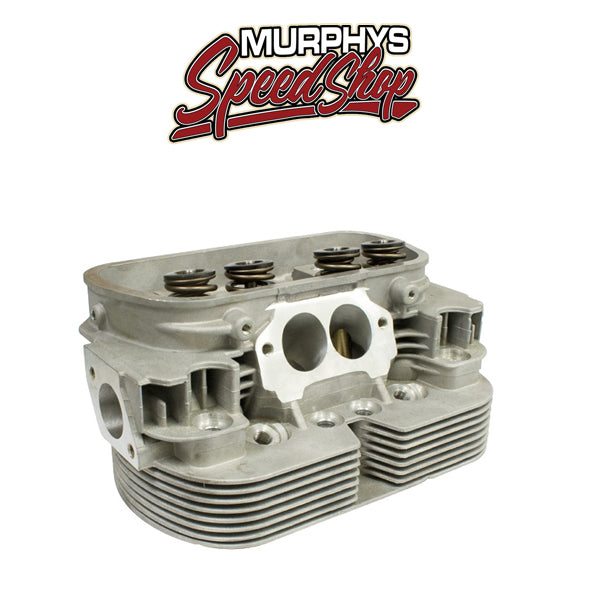 EMPI 98-1552-B GTV-2 L6 CNC PORTED HEADS, 42 & 37.5 Valves, For 90.5/92
