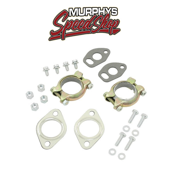 EMPI 98-2989 Muffler And Header Clamp Kit For Vw Air-cooled Engines