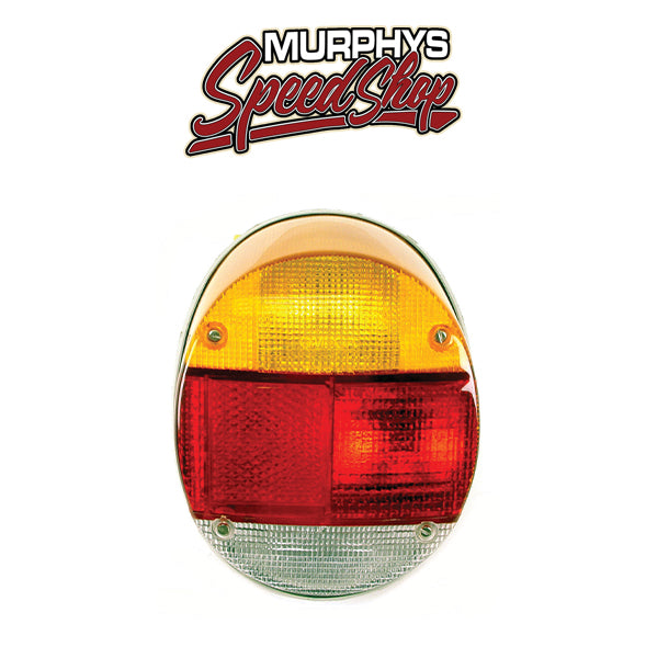EMPI 98-9455 Left Tail Light Assembly 1973-79 Vw Bug/Super Beetle, Each