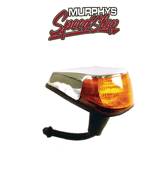 EMPI 98-9533 Turn Signal Assy., Left, 70-79, Amber