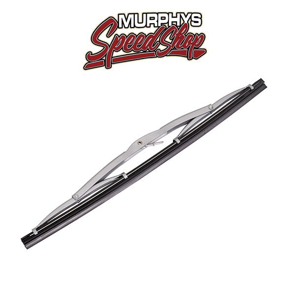 "EMPI 98-9644-B WIPER BLADE, 10.5"" Long, Silver, For Beetle 65-67"