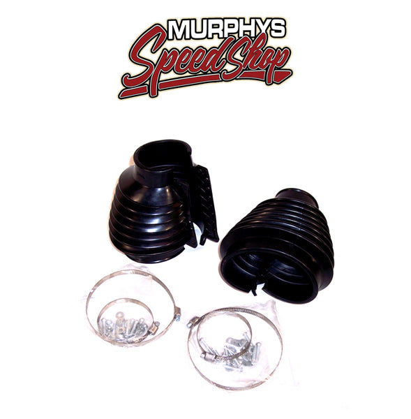 EMPI 9974 SWING AXLE BOOT, Black, For Beetle & Ghia 48-68, Pair
