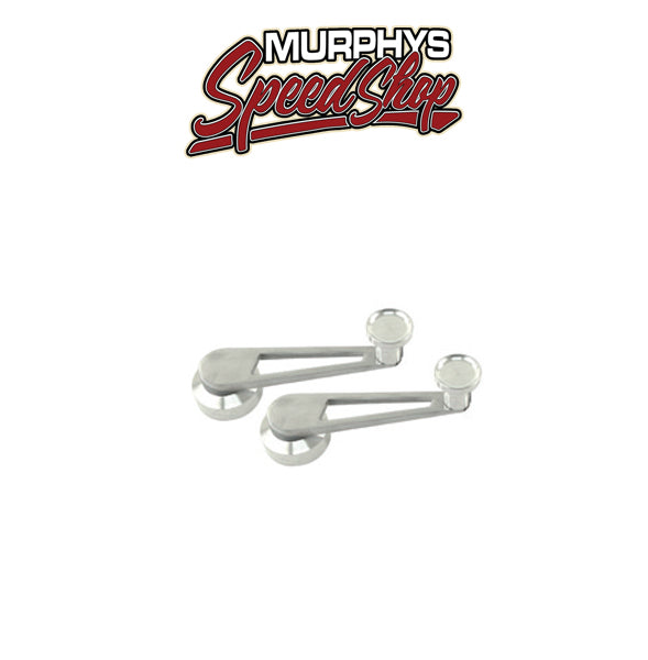 EMPI 8510 Billet Style Window Cranks, All Models, All Years, Pair
