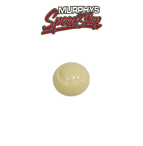 EMPI 98-8662 Gear Shift Knob, Ivory, 7mm